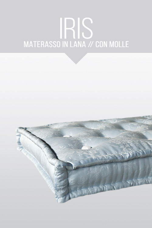 iris materassi